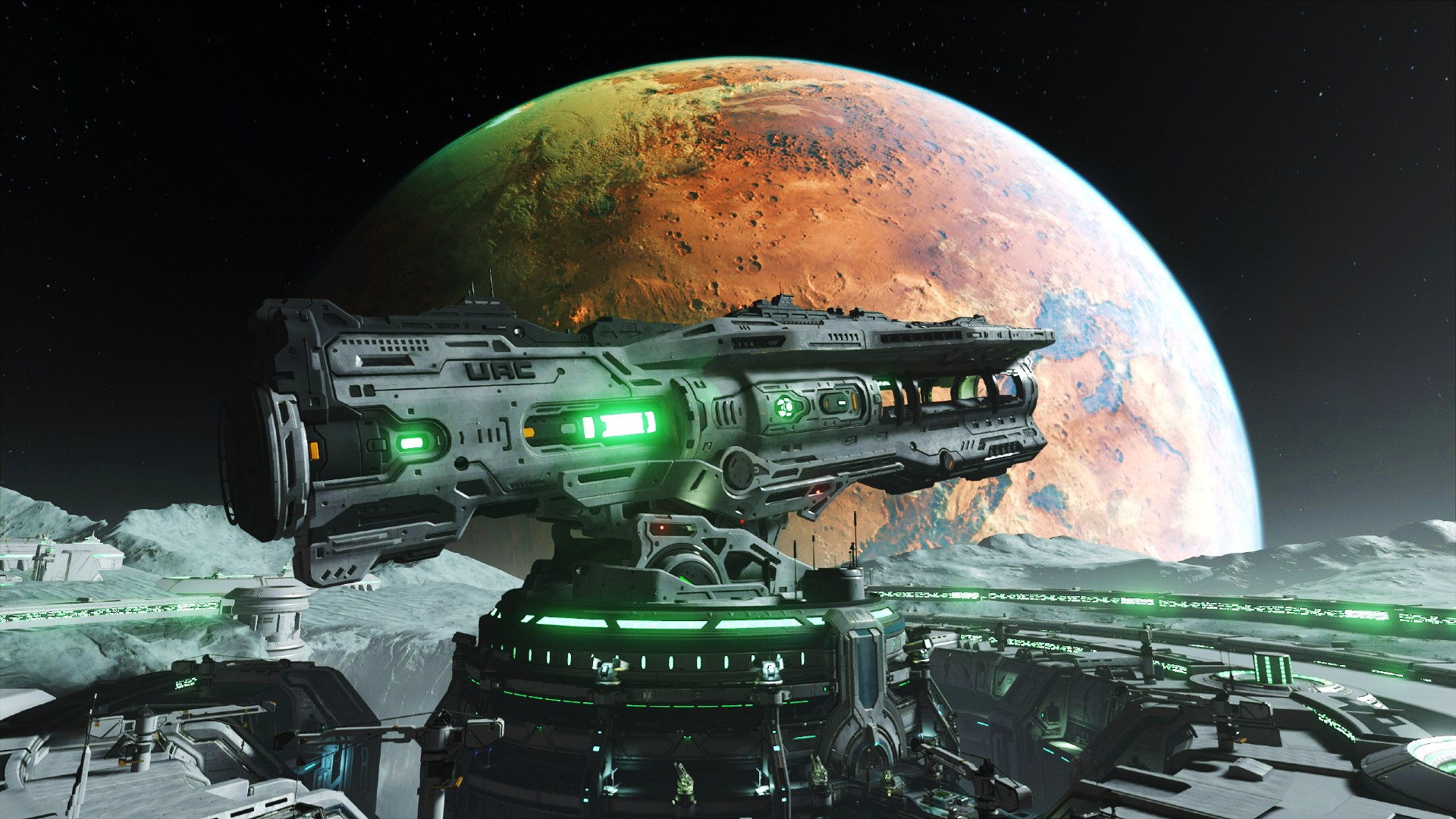 Doom Eternal's BFG shouldn't crash the game anymore