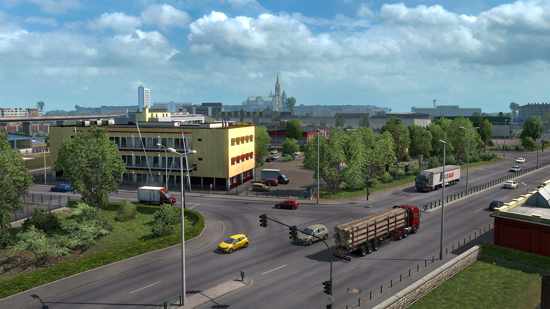 """Euro Truck Simulator 2 multiplayer is getting mods and bigger player counts """"eventually"""""""