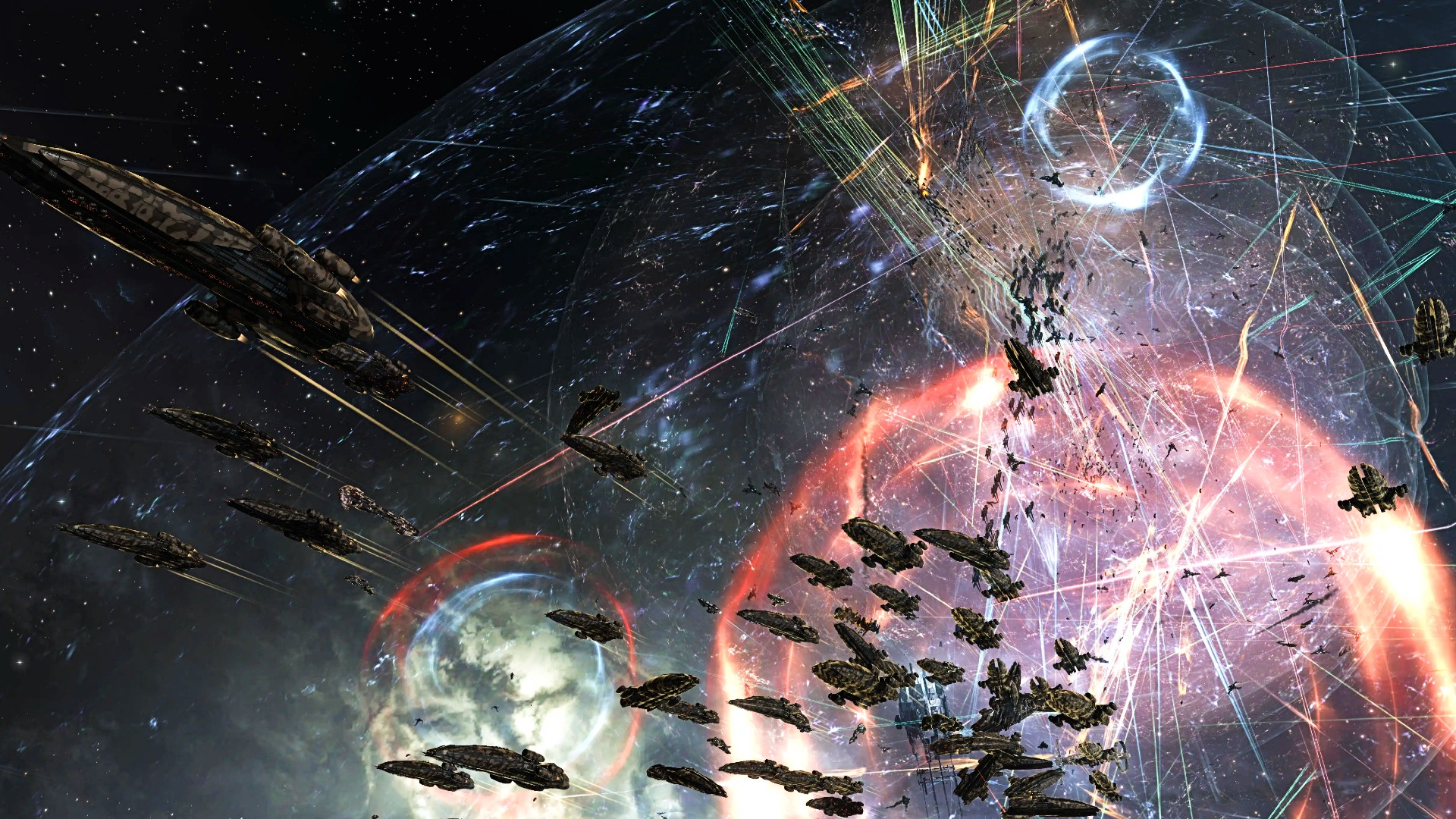 Eve Online's World War Bee II is ending after more than a year