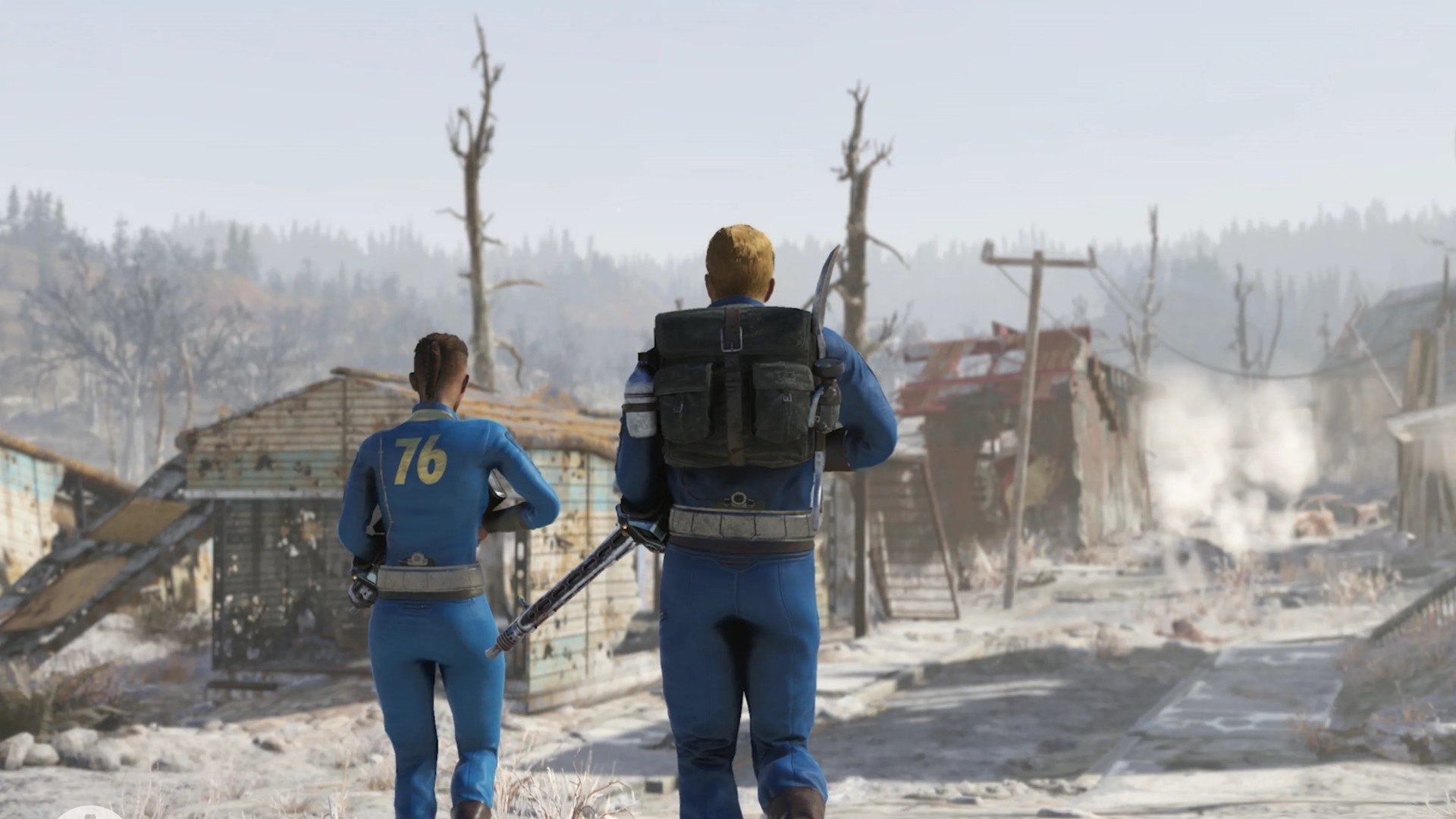 """Fallout 76's project lead has left Bethesda, but says """"stay tuned"""""""