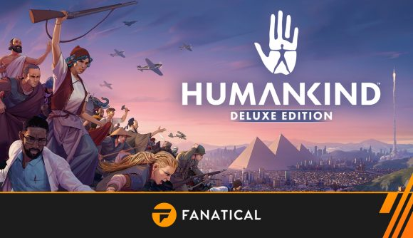 Humankind is reduced ahead of launch in the Fanatical sale