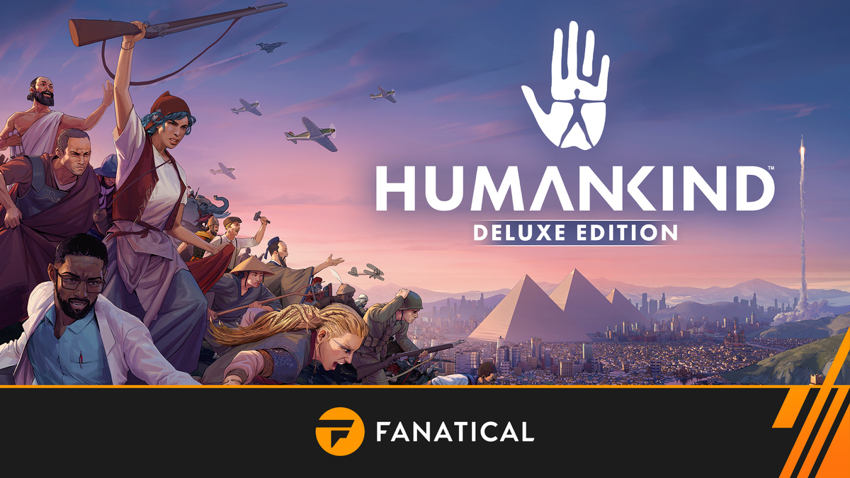 Save 30% on Humankind in the Fanatical summer sale
