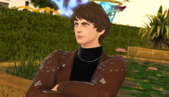 One FFXIV's cosplay of Todd Howard