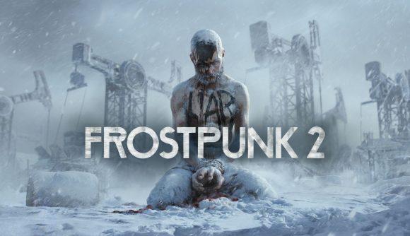 The Frostpunk 2 logo