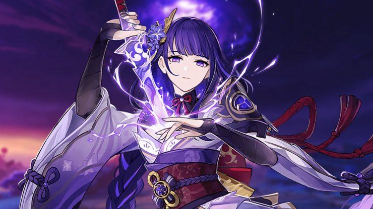 The best Genshin Impact Baal build – Raiden Shogun support build