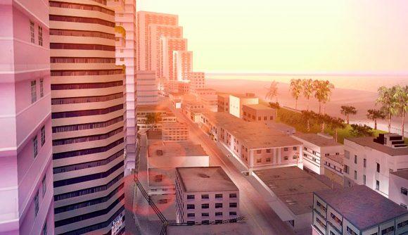 Grand Theft Auto: Vice City's vista