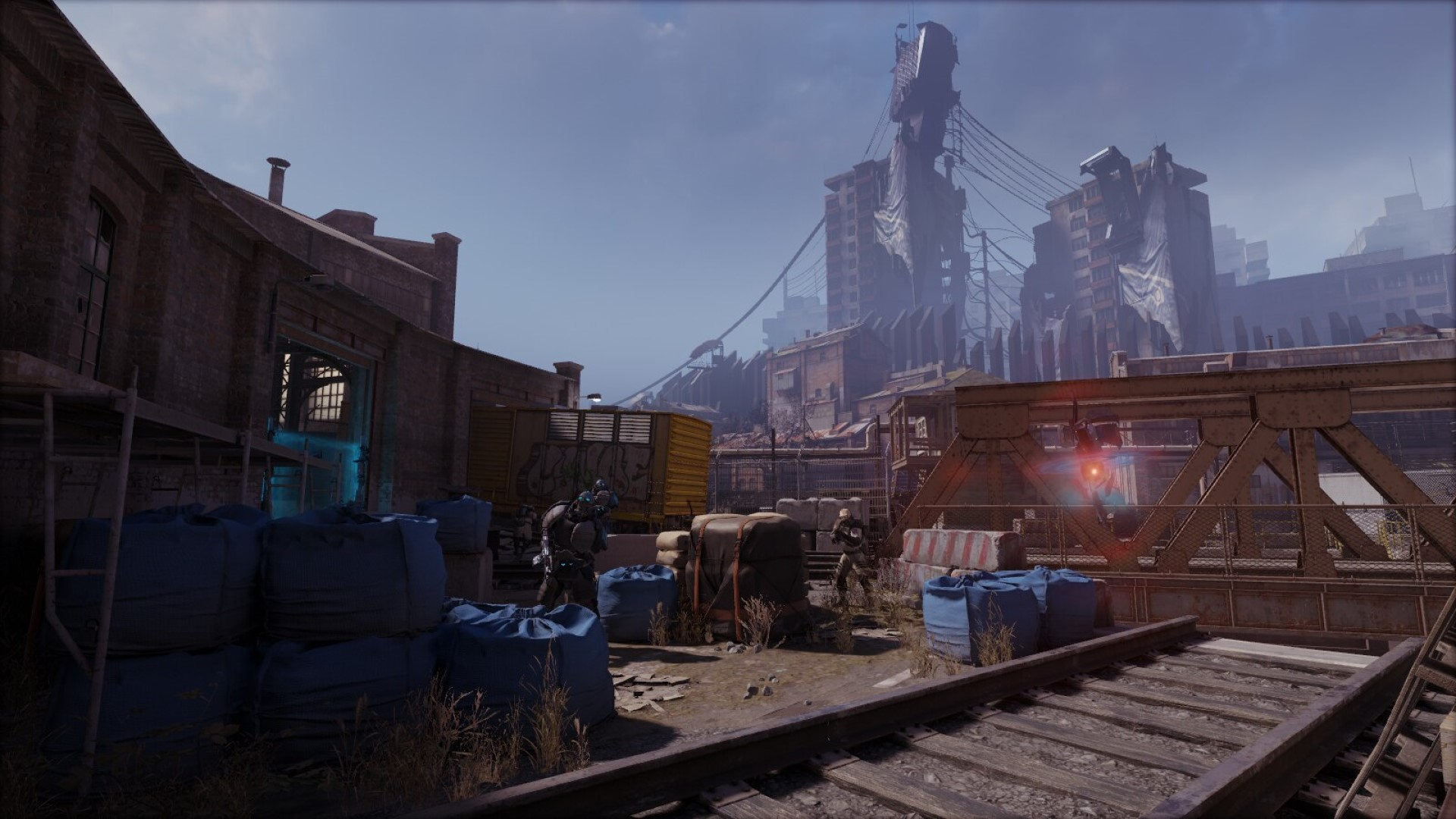 This Half-Life: Alyx custom level feels like it belongs in the official game
