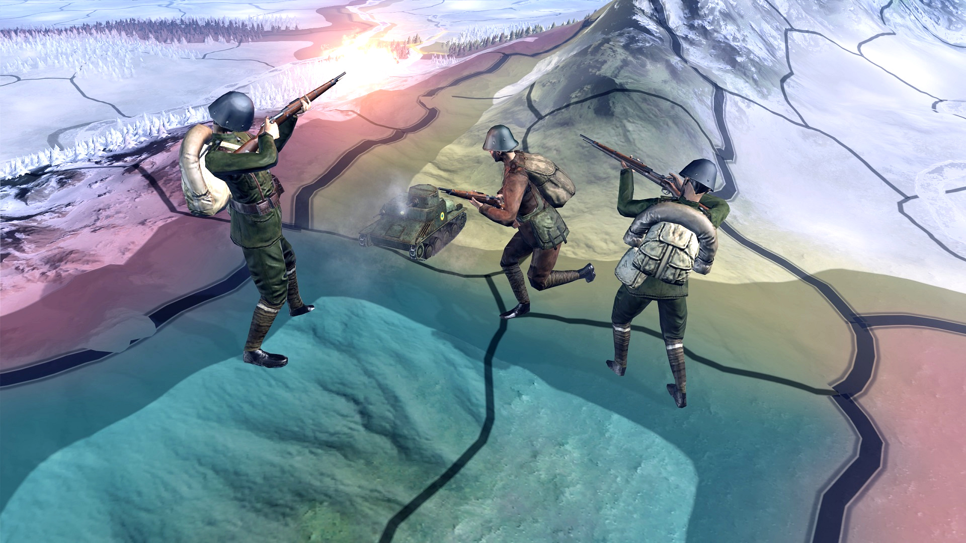 """Hearts of Iron 4's game director is moving on to a secret project that's """"not Hearts of Iron 5"""""""