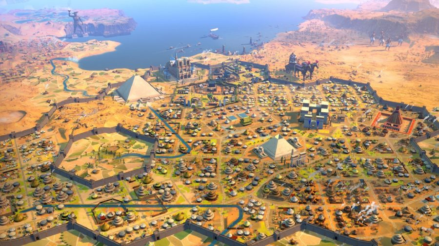 A look at the egyptian culture, one of the best cultures in 4x game Humankind