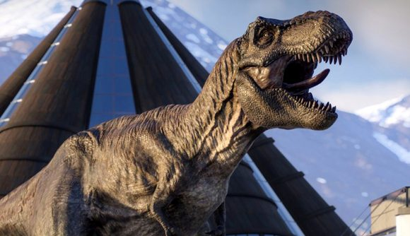 Jurassic World Evolution 2 scientists