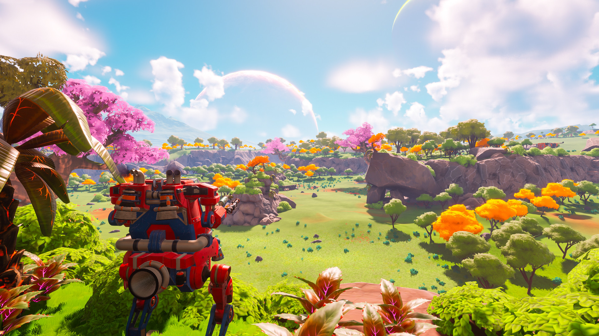 Lightyear Frontier looks like Stardew Valley with a dash of No Man's Sky