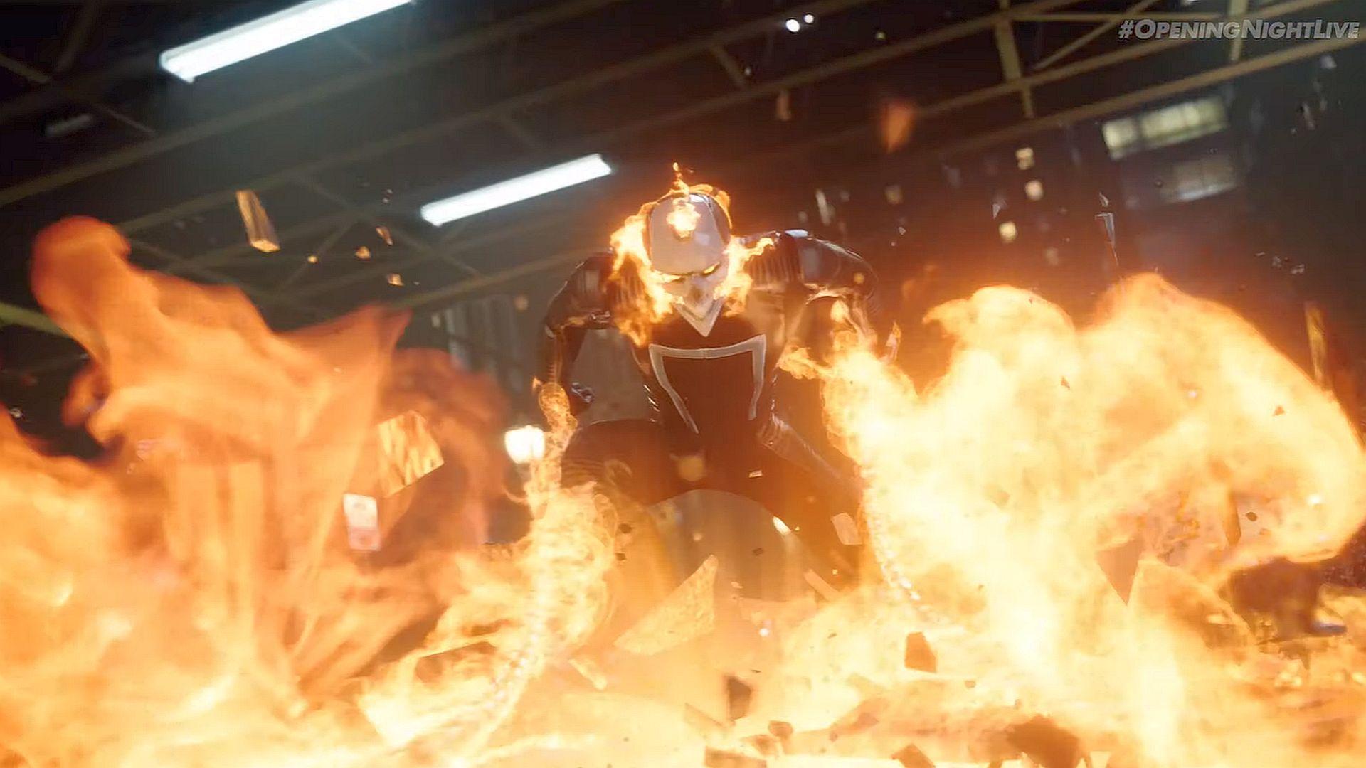 "Firaxis announces Marvel: Midnight Suns, a ""tactics RPG"""