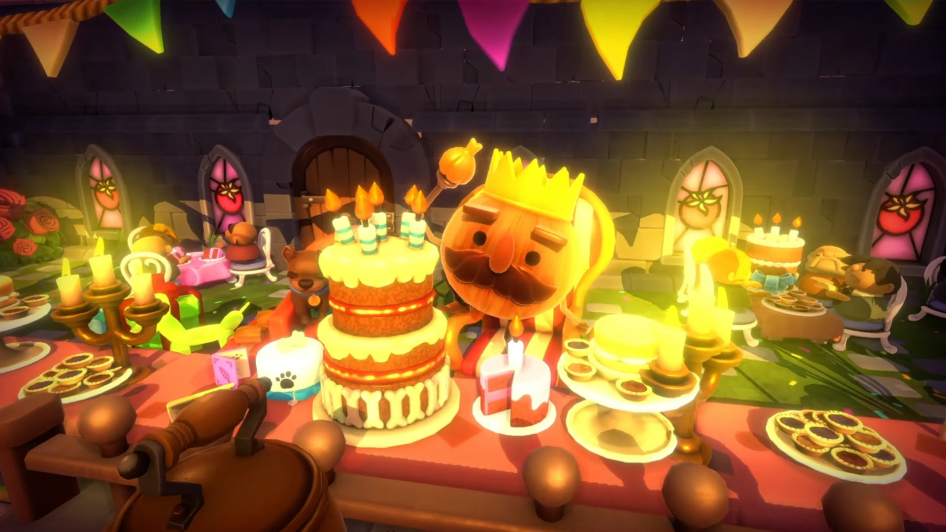 Overcooked gets a free birthday update, but only for the pricier new version