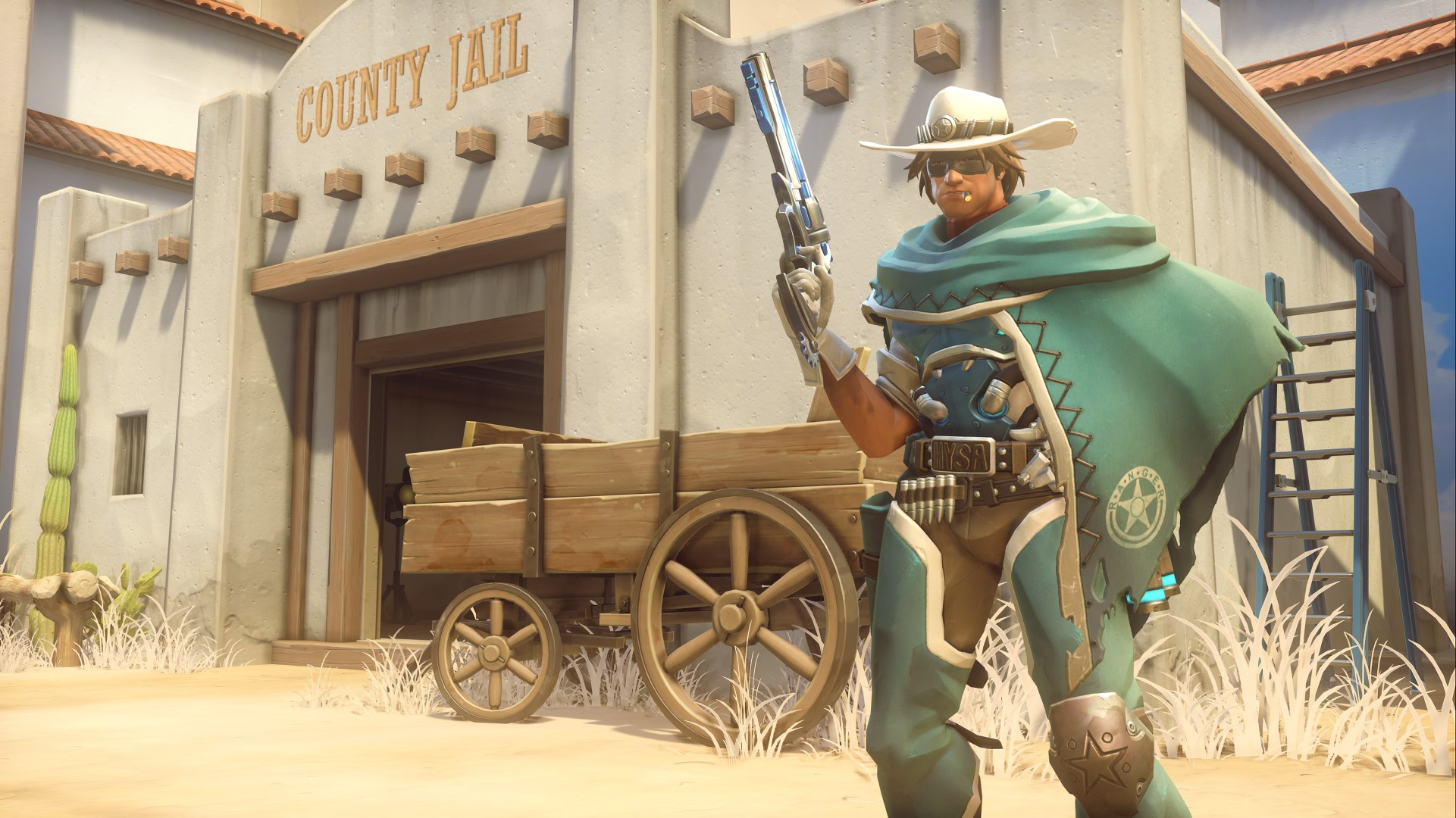 Overwatch's McCree is getting a new name