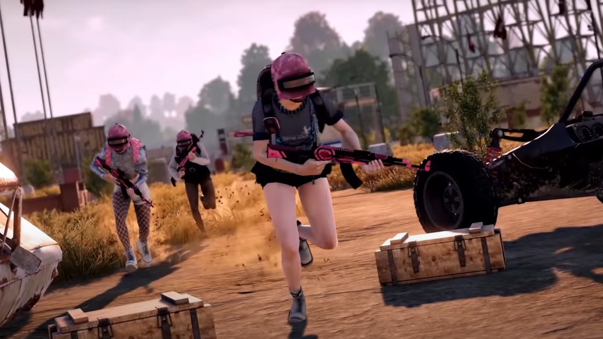 PUBG is going free-to-play, temporarily (for now)