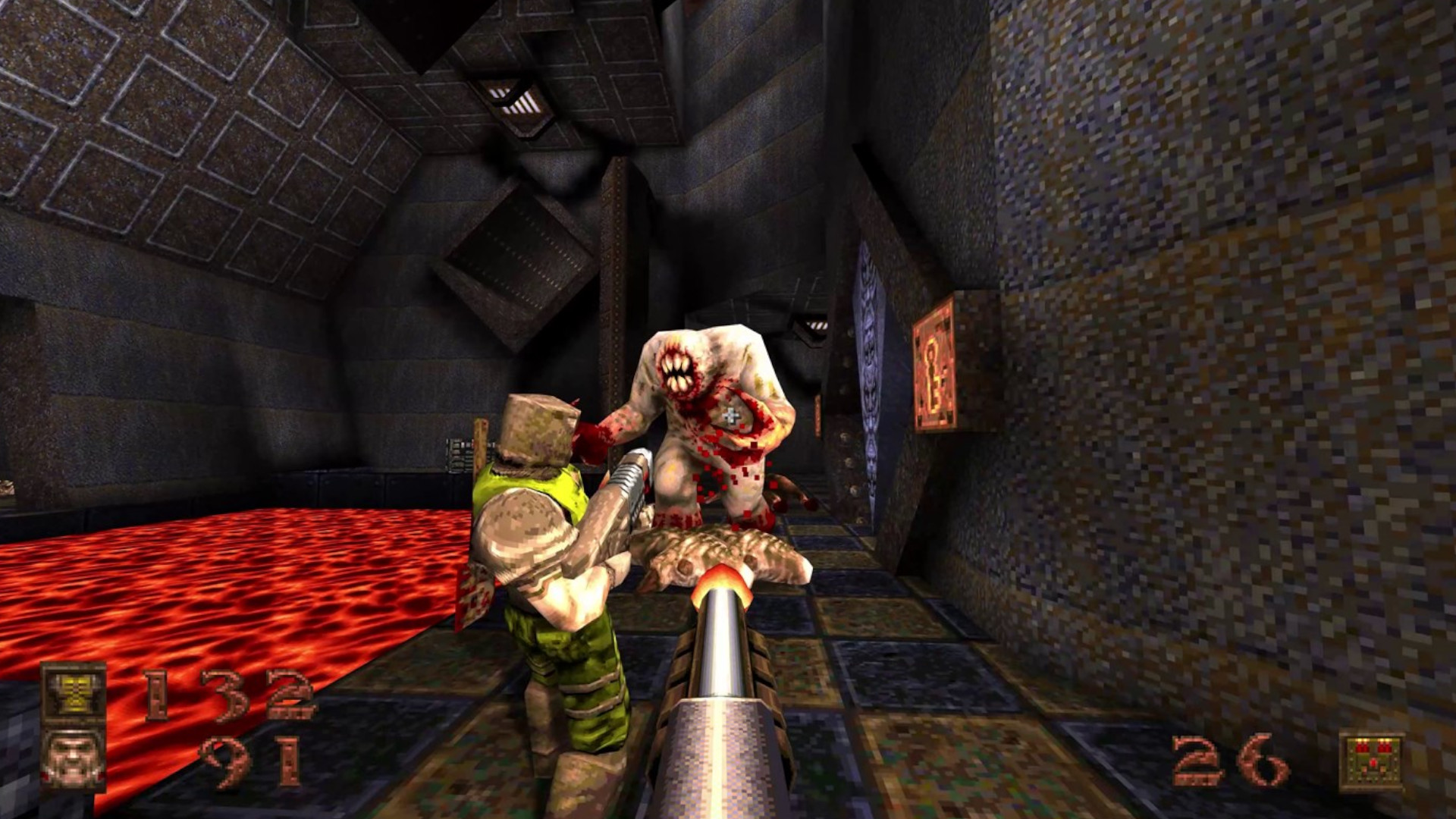 Quake remastered is real, out now, and brings Quake 64 to PC