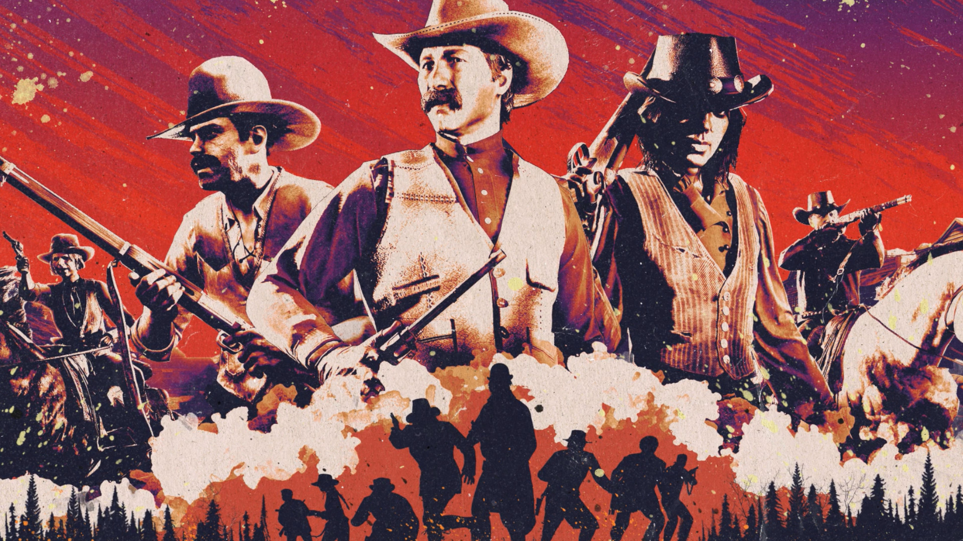 Red Dead Online's Call to Arms is a survival mode with massive payouts