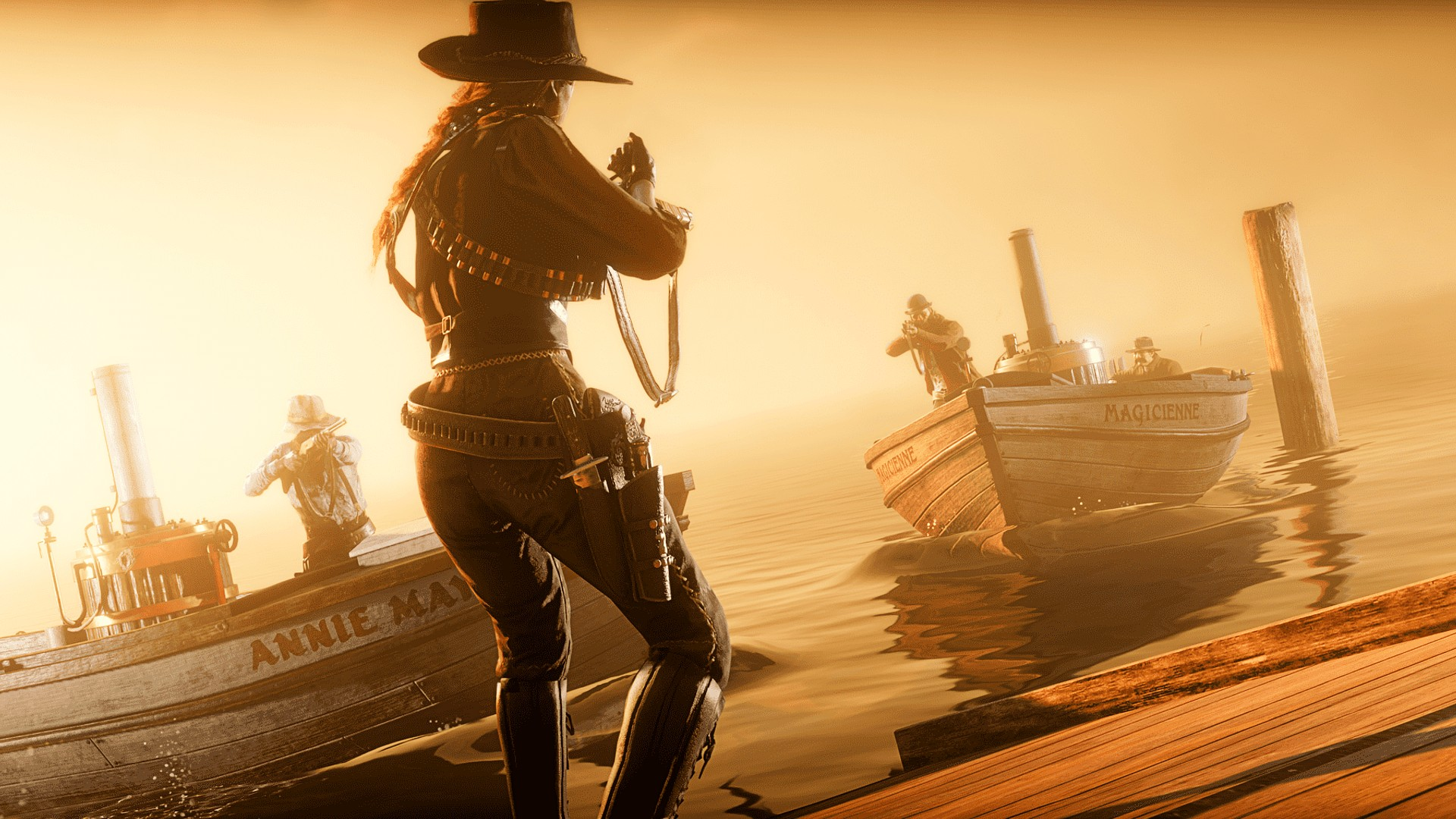 Red Dead Online is getting a new mode next week