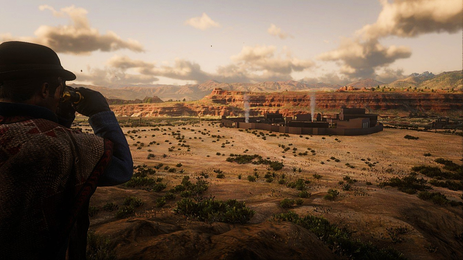 A Red Dead Redemption 2 modder is recreating Mexico from the original game
