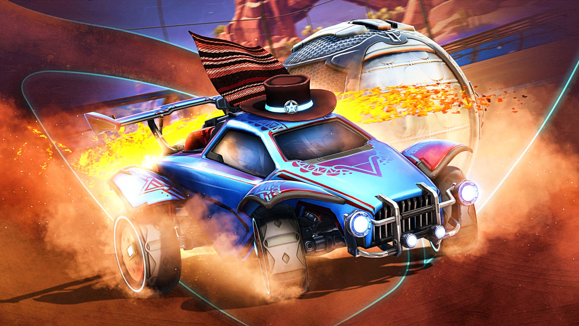 Rocket League Season 4 kicks off this week