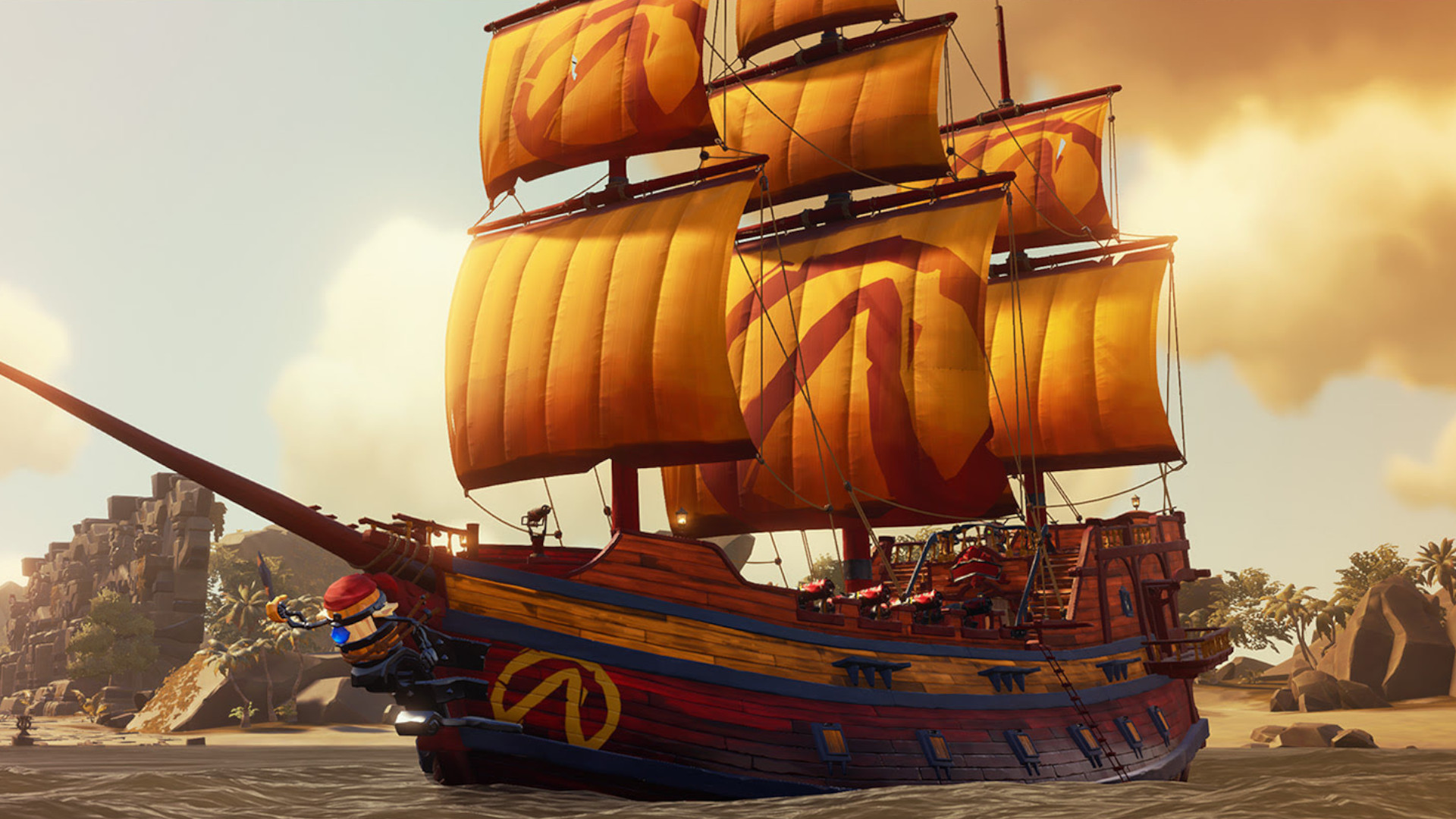 Borderlands is coming to Sea of Thieves