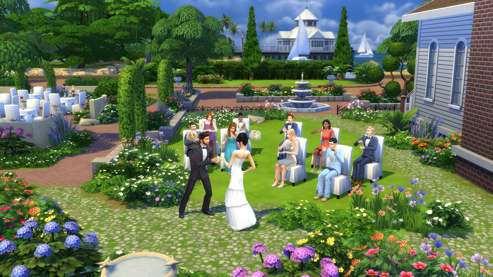 """The Sims 4 roadmap is """"focused on improving content that is in the game"""""""