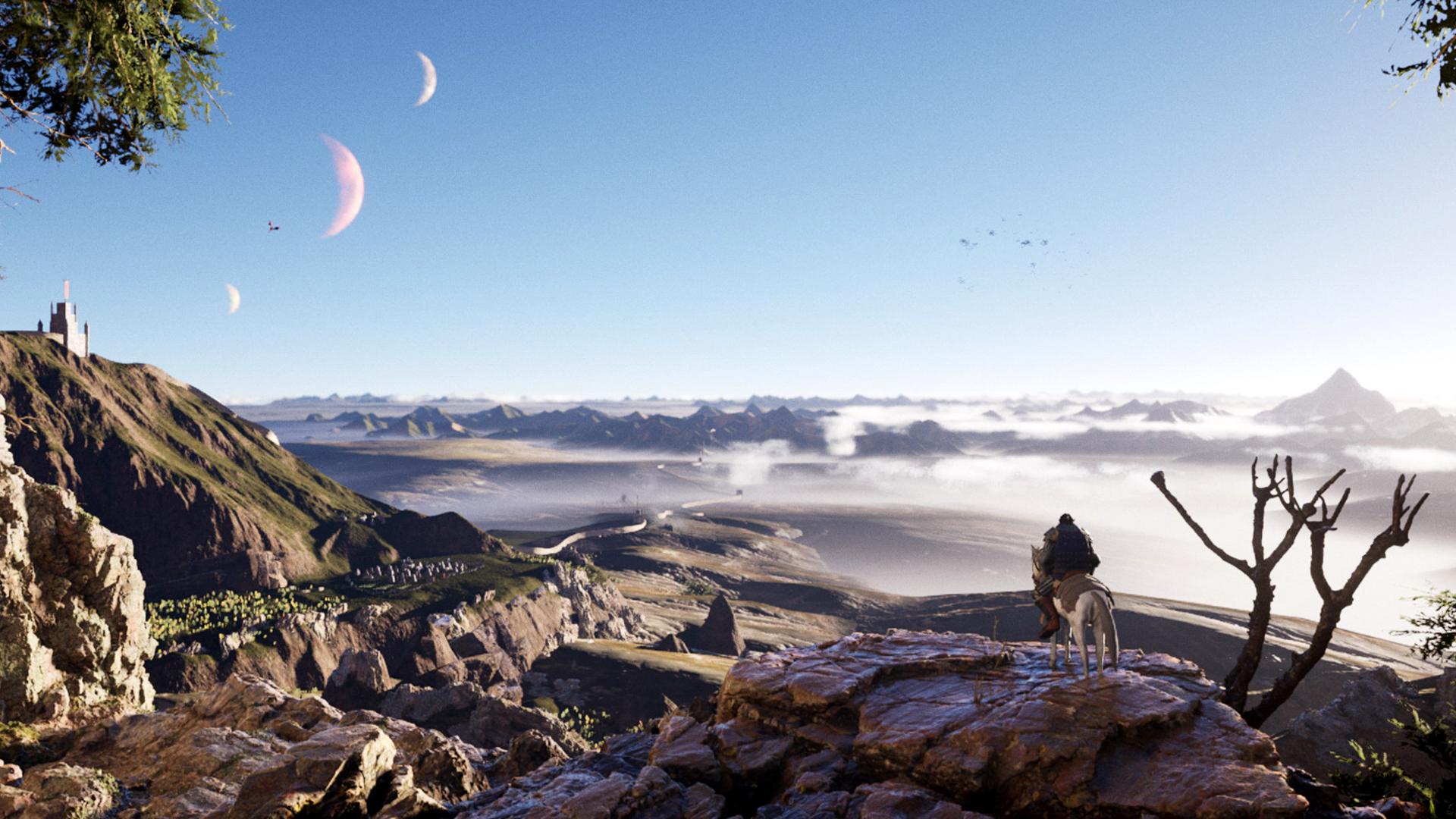 The Wayward Realms is an Elder Scrolls-like from the creators of Elder Scrolls