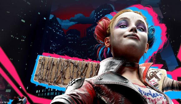 Harley Quinn, as she appears in Suicide Squad: Kill the Justice League