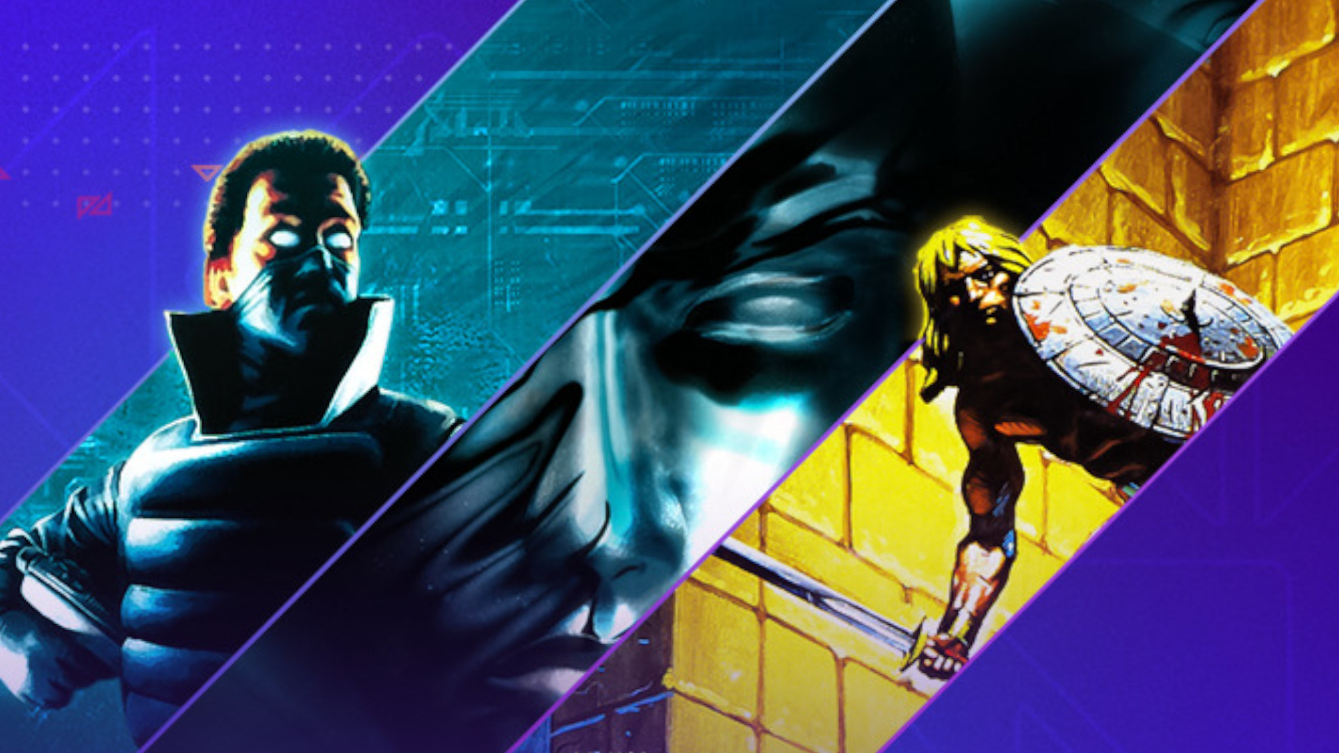 Four genre-defining PC classics return to GOG, and they're free for a limited time