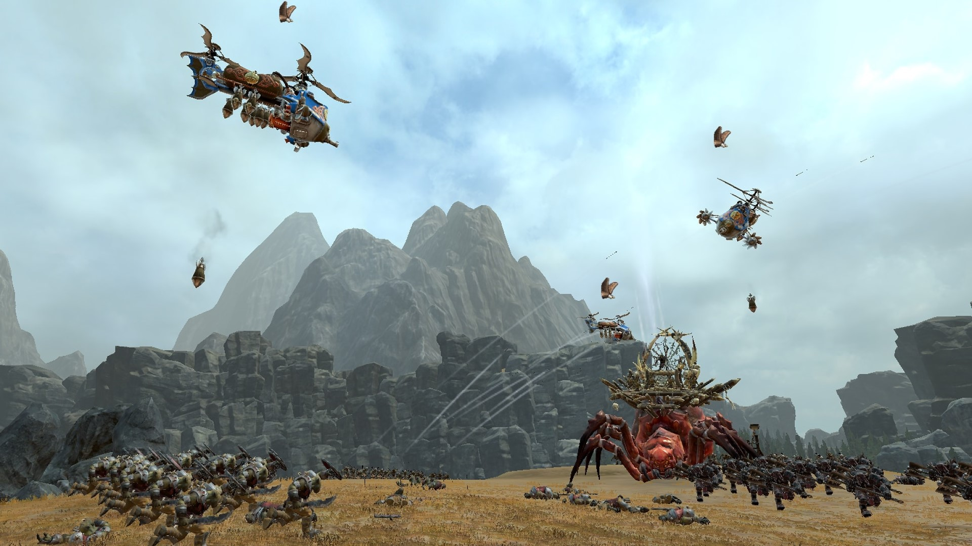 Stop micromanaging your Total War: Warhammer 2 aerial units with this mod
