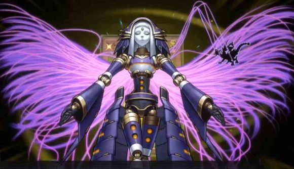 A bit of character art from the free-to-play Yu-Gi-Oh: Master Duel