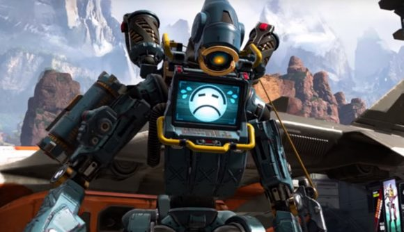 Pathfinder is saddened by the Apex Legends disconnection errors