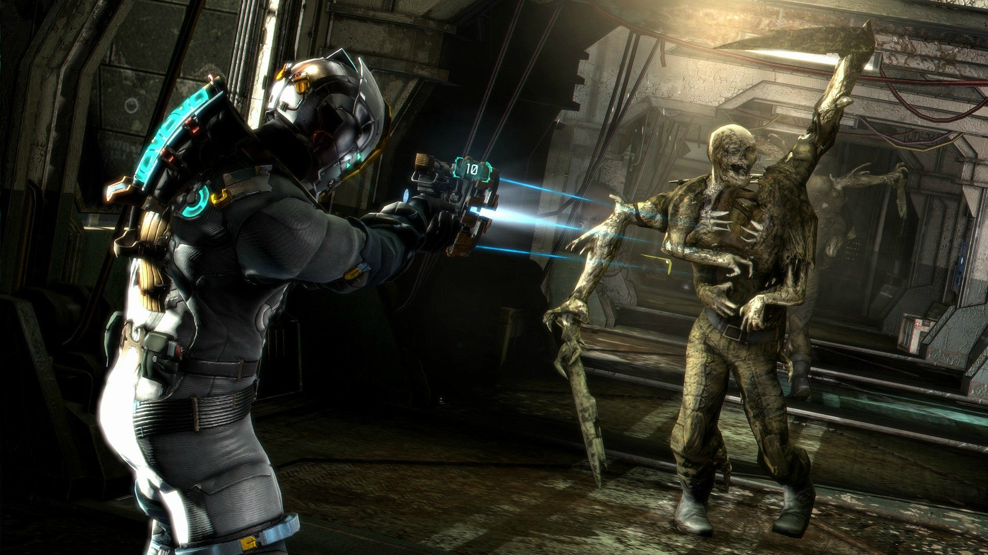 Don't expect more Dead Space news until next year