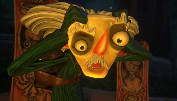 Psychonauts 2 Ford Cruller has an epiphany