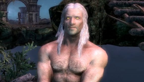 Skyrim gets The Witcher race mod