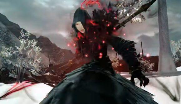 Final Fantasy XIV Reaper class shown off in-game