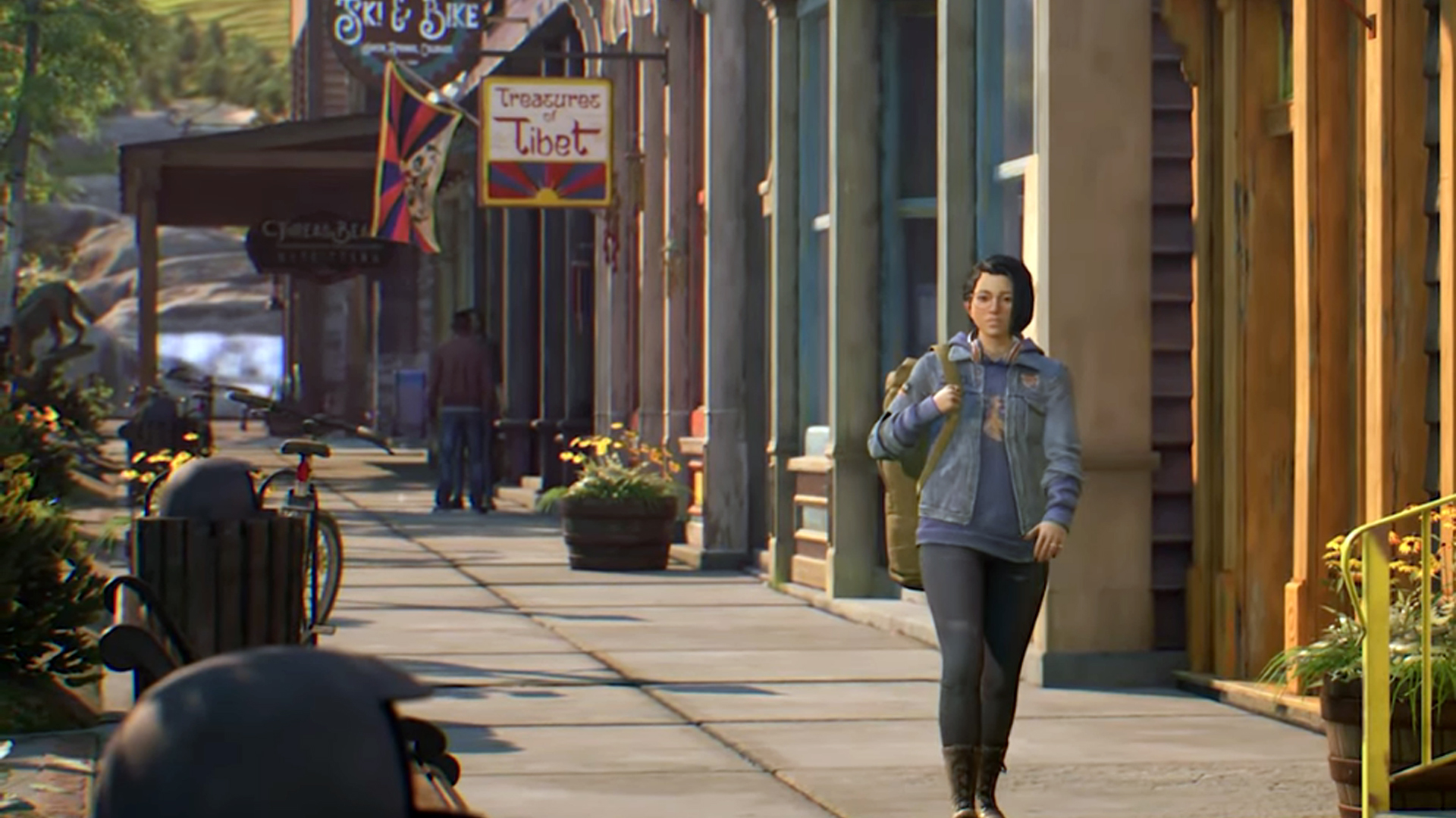 Life is Strange: True Colors is getting review-bombed thanks to a flag