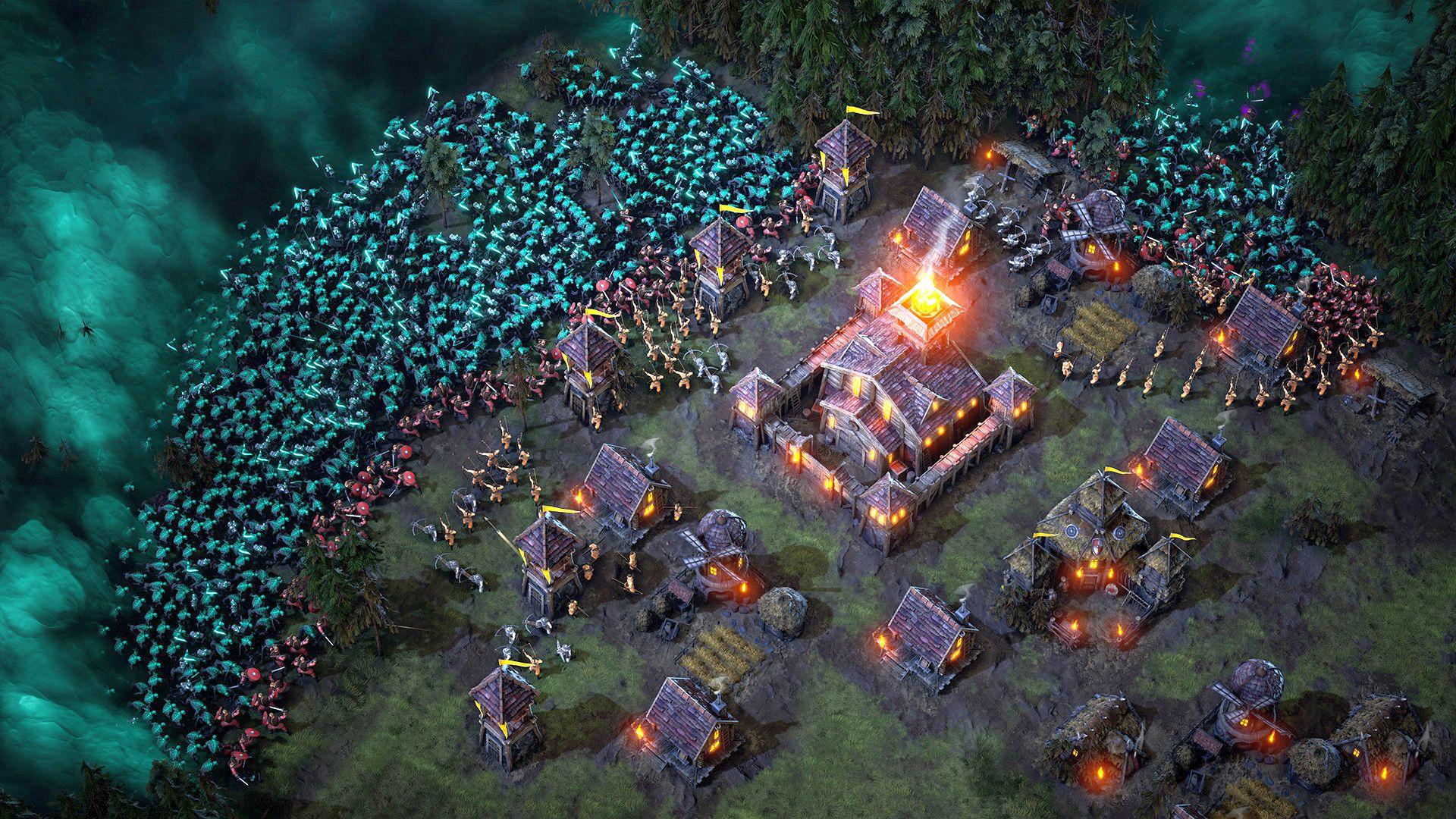 Dark fantasy RTS Age of Darkness: Final Stand hits Steam next month
