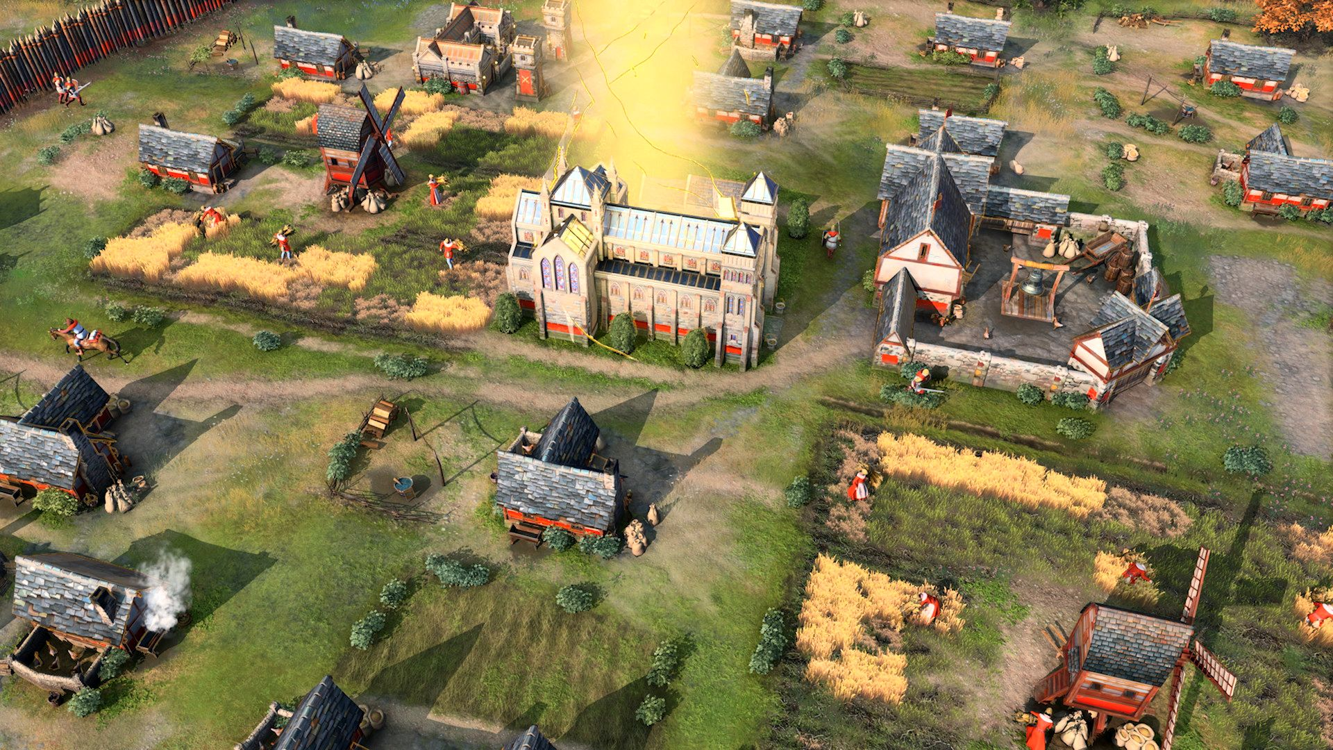 Age of Empires 4's stress test kicks off this week – and everyone's invited