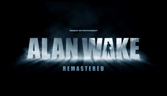 Logo for the new Alan Wake Remastered