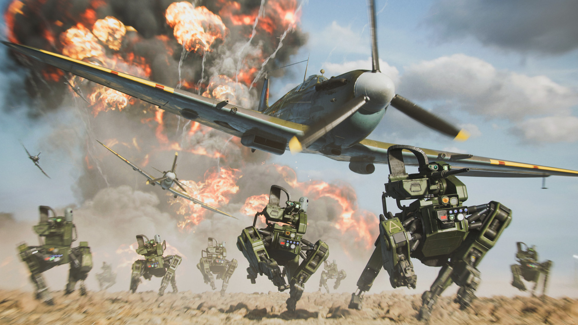 Battlefield 2042 is delayed – details on the open beta are coming this month