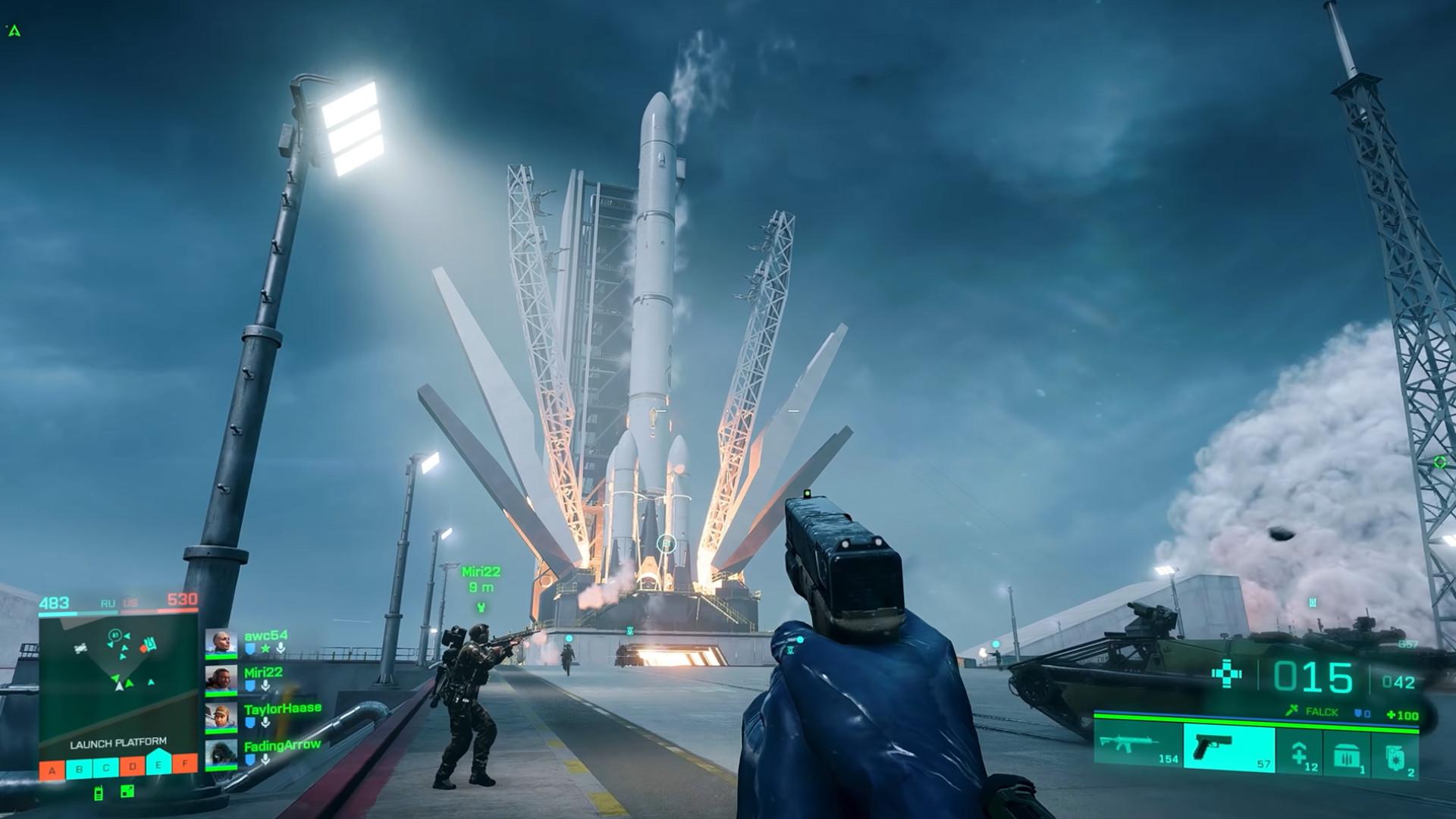 The Battlefield 2042 open beta hits Steam, Origin, and Epic next week