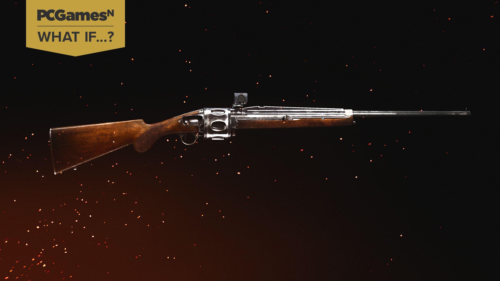 What if: Call of Duty: Vanguard's shotguns didn't suck?