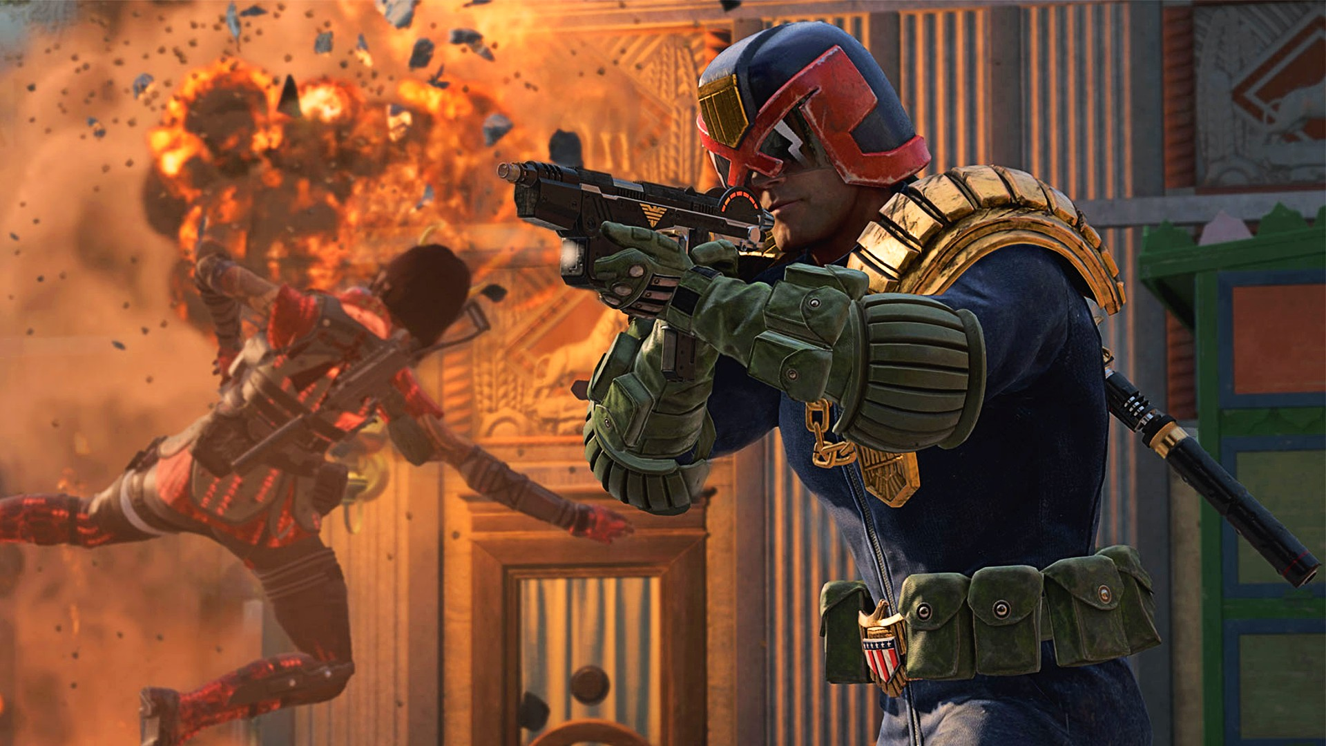 Call of Duty: Warzone is now full of Dredd