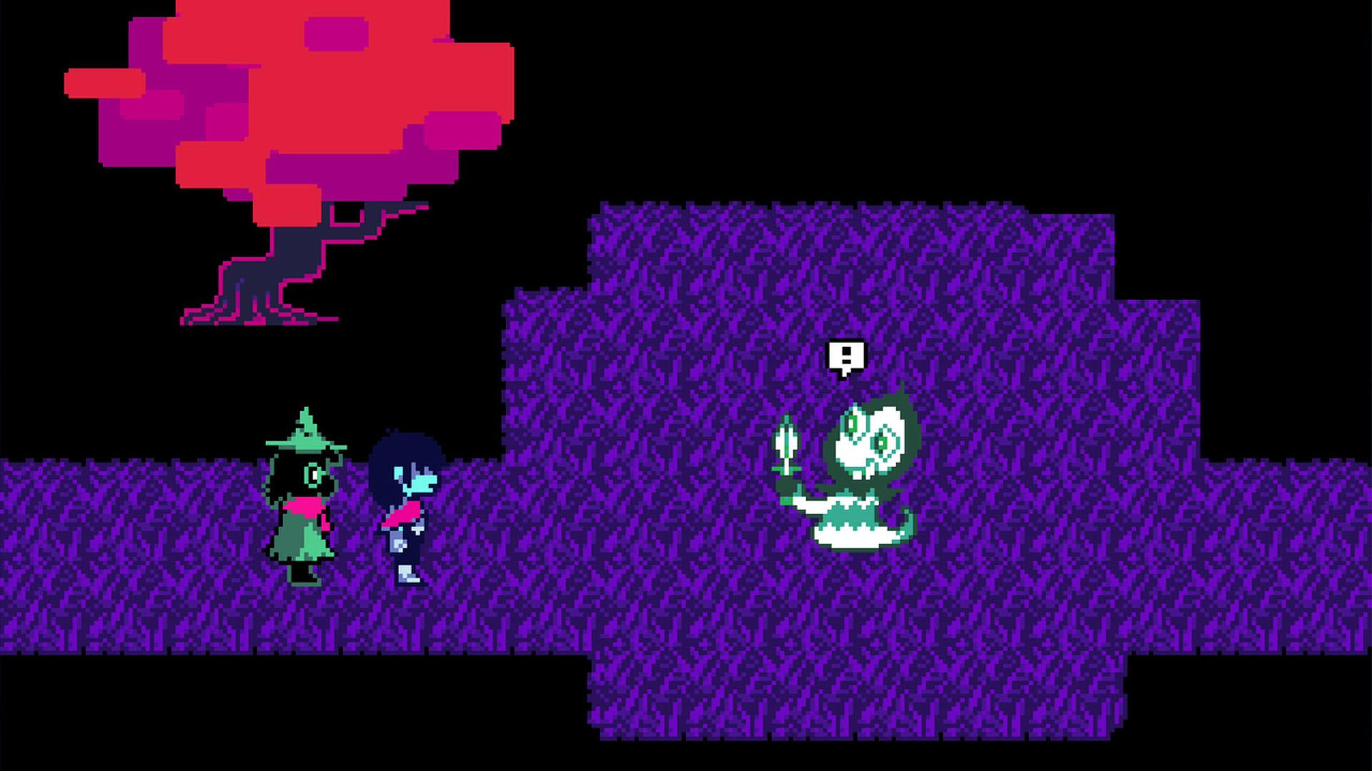 Deltarune comes to Steam, breaks 100k concurrent players