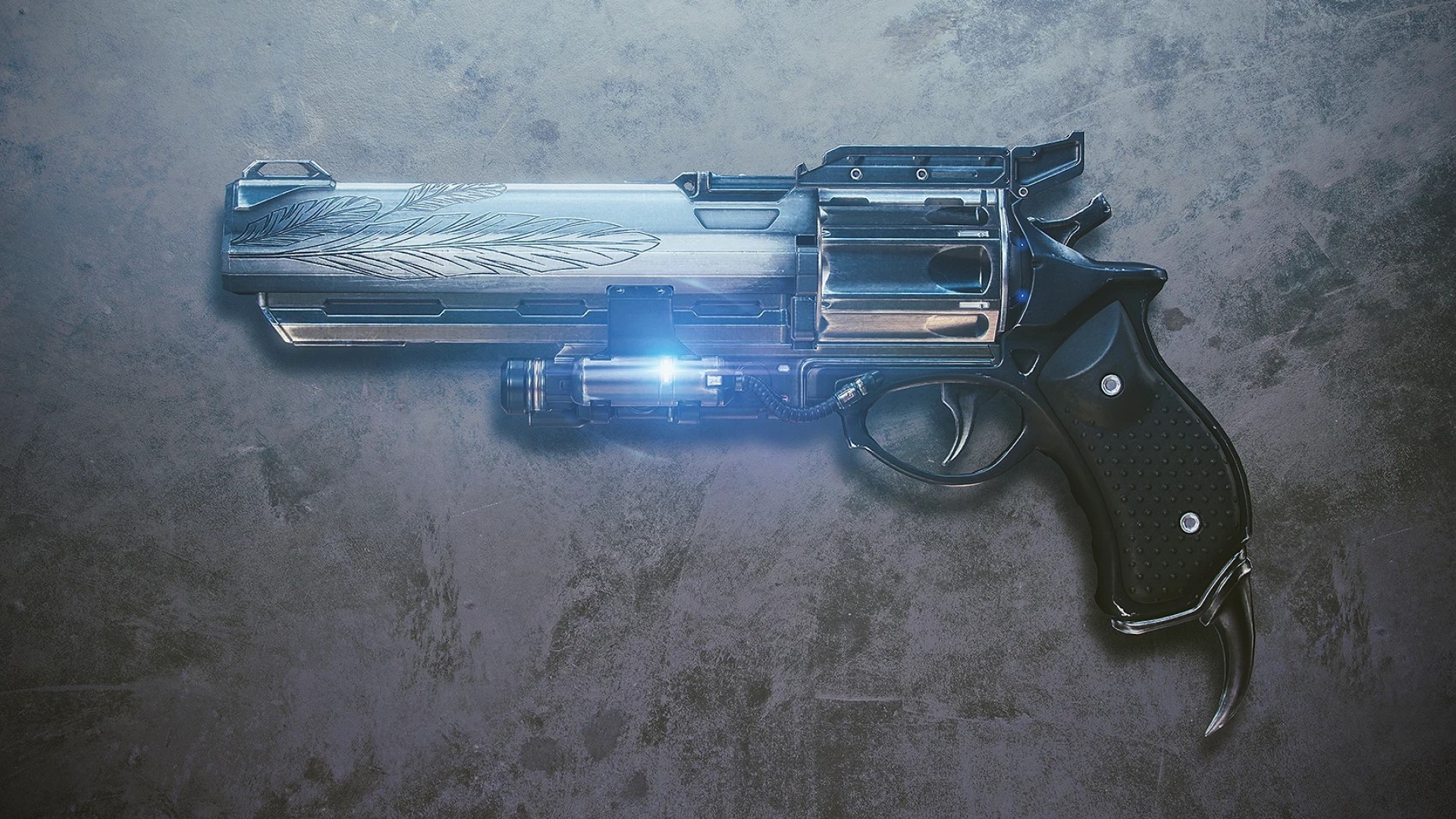 Destiny 2's new hand cannon holster mod gives Hawkmoon infinite one-taps