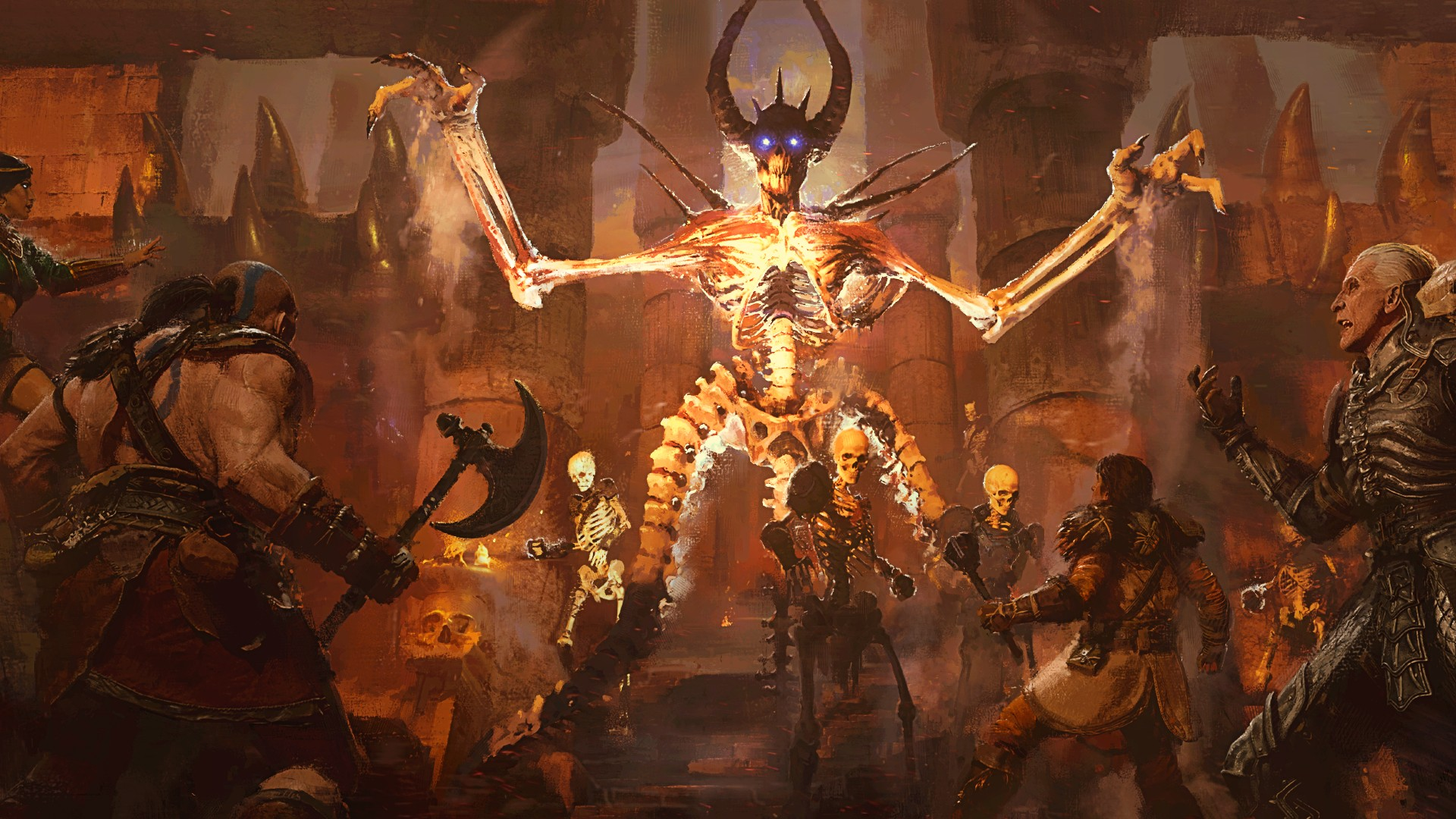 Diablo 2: Resurrected system requirements are unsurprisingly tame