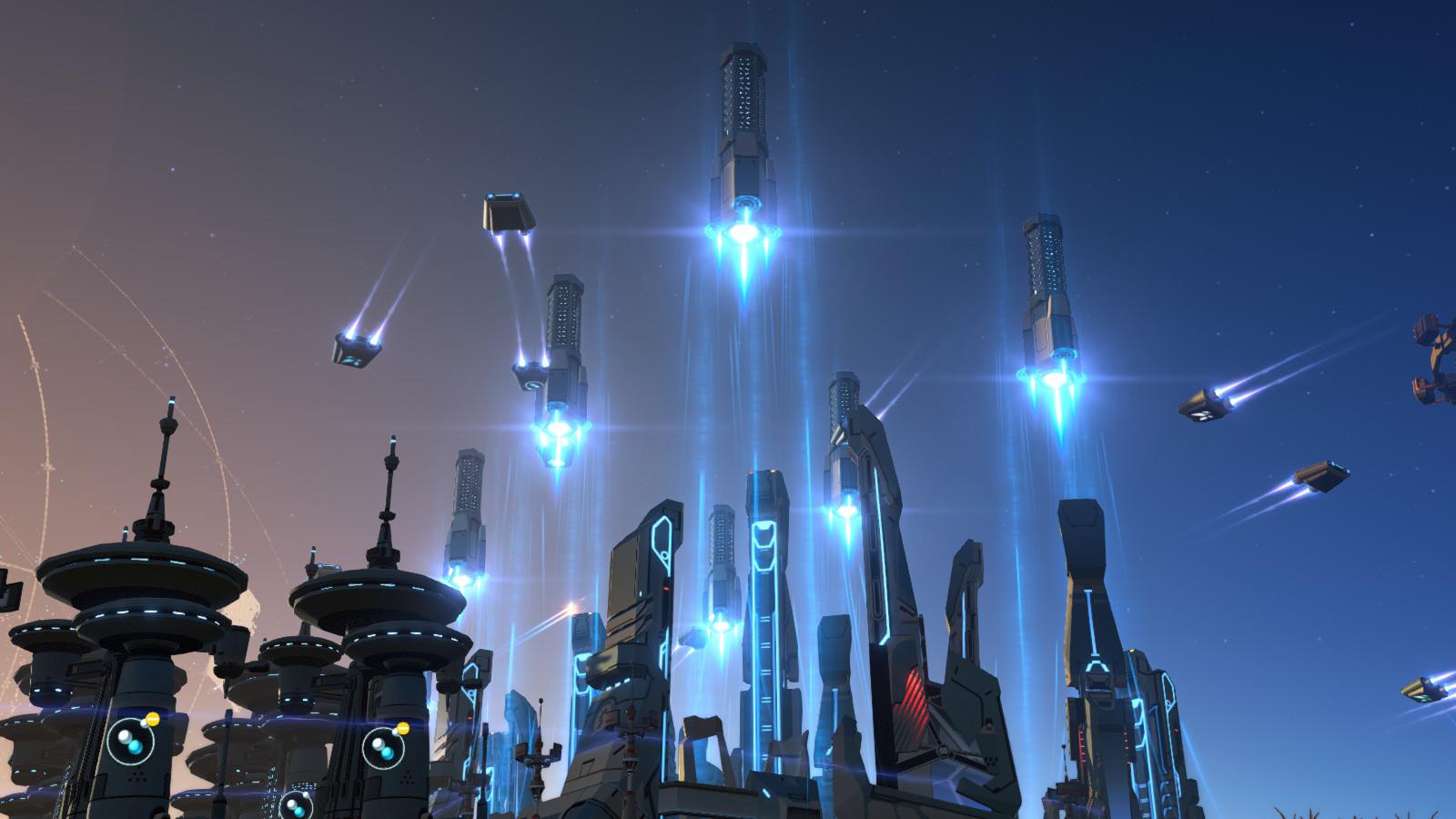 Dyson Sphere Program reaches 1.7 million units sold as the devs detail combat