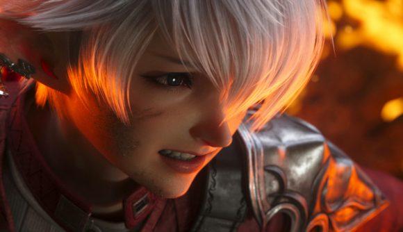 Alisaie in Final Fantasy XIV Endwalker PvP
