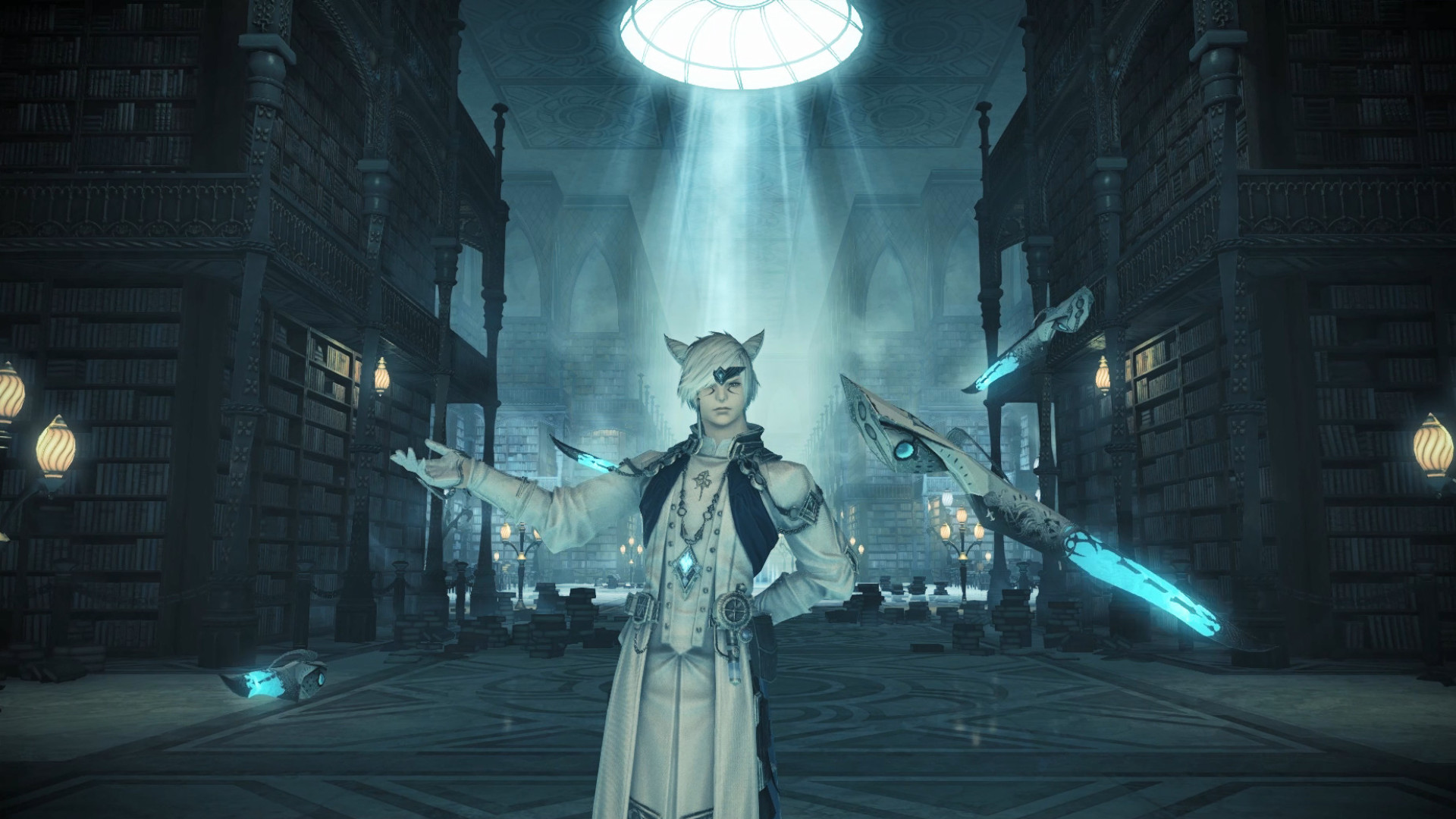 Belts won't be removed from FFXIV – you just can't equip them anymore